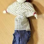 кукла парень
