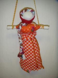 Кукла «Домашняя масленица»