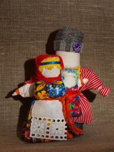 Группа кукол