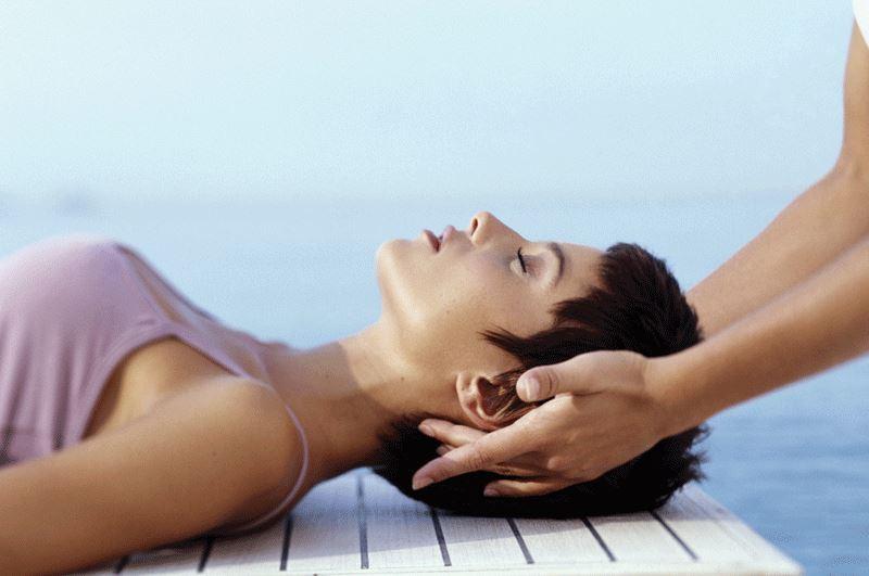 Холистический массаж/телесная работа