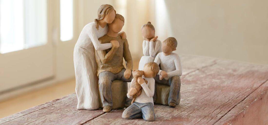 Семейные духовные расстановки