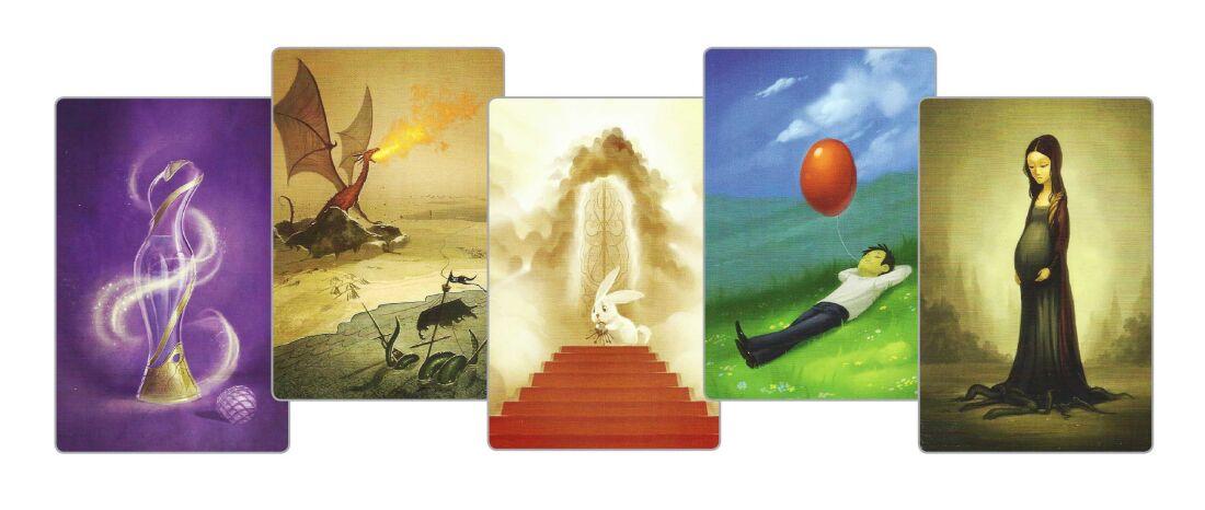Метафорические карты, трансформационная игра