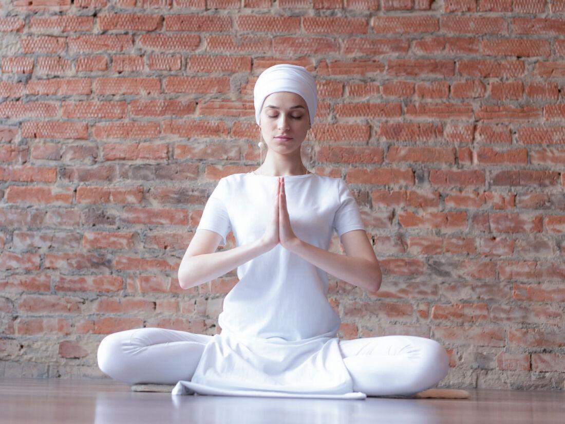 Кундалини йога (Сат Нам Расаян)